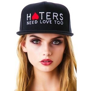 UNIF Haters Need Love Too Hat